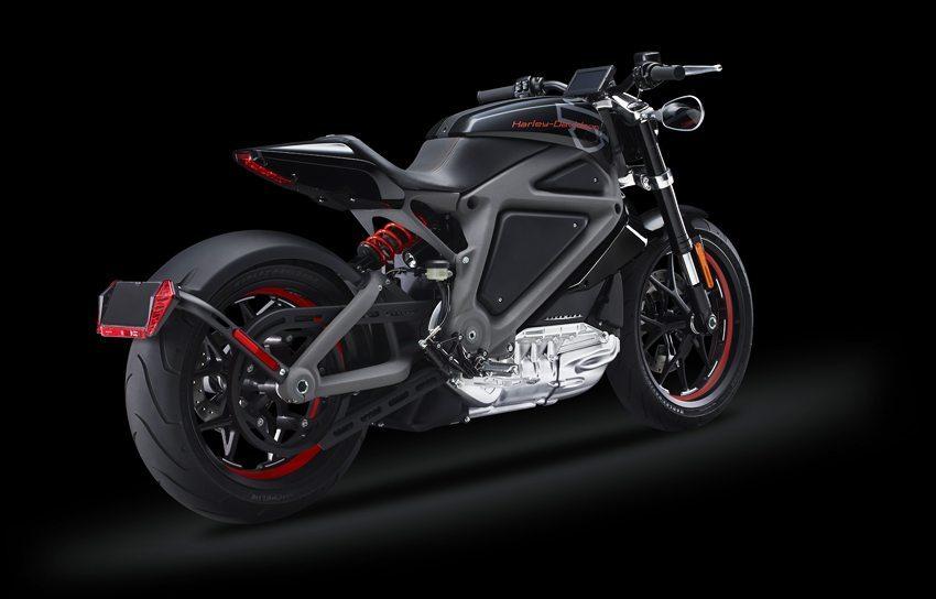 Harley-Davidson erfindet sich mit der elektrischen LiveWire wieder einmal neu. (Bild: Harley-Davidson Motor Company)