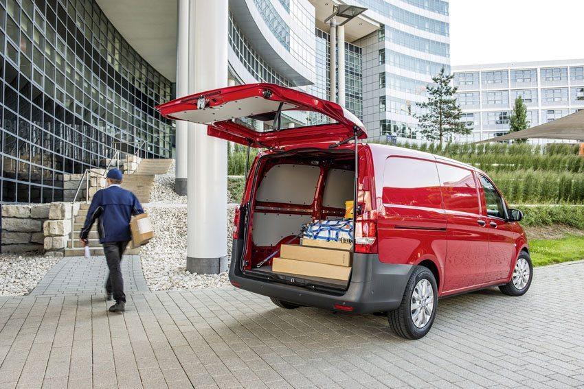 Der Vito gehört zu den bekanntesten Nutzfahrzeugen von Mercedes-Benz. (Bild: 2014 Daimler AG)