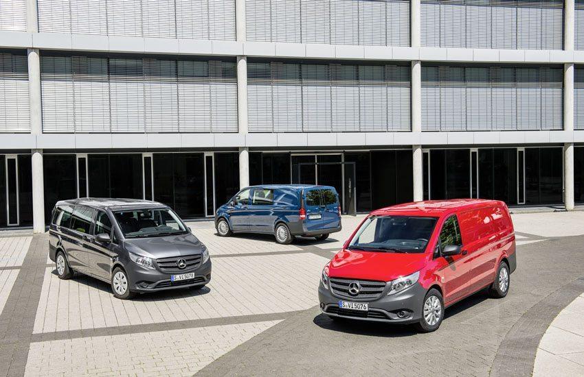 Vielfältige Modelle und Abmessungen des neuen Vito entdecken (Bild: 2014 Daimler AG)