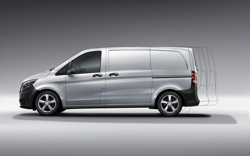 Mercedes-Benz bezeichnet die Neuauflage als Grossraumlimousine. (Bild: 2014 Daimler AG)