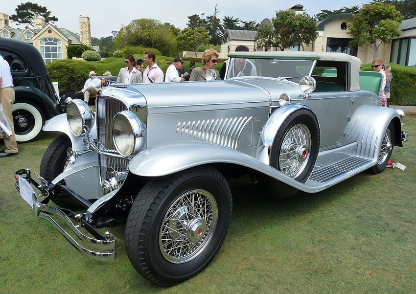 Duesenberg J Murphy Convertible Coupe 1929 (Bild: Craig Howell, Wikimedia, CC)
