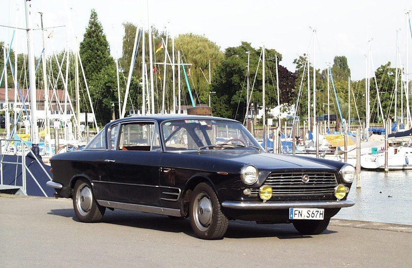 Fiat 2300 S Coupe 2 (Bild: Ralf Steck, Wikimedia)