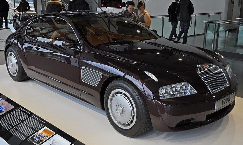 Bugatti EB 118 im Zeithaus der VW-Autostadt, Wolfsburg (Bild: MPW57, Wkimedia, GNU)