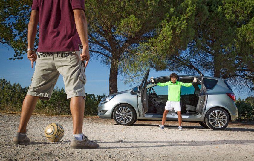 Die Dieselmodelle von Opel Meriva werden aufgrund ihres umweltfreundlichen Charakters besonders geschätzt. (Bild: © GM Company)