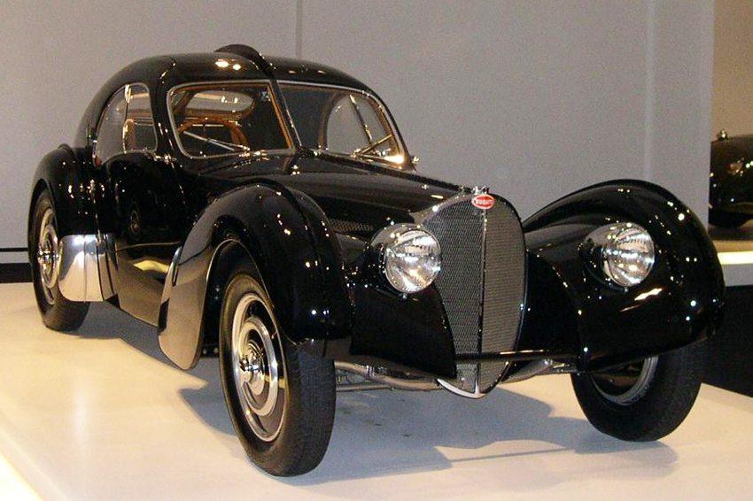 Bugatti Type 57SC Atlantic, 1938 (Bild: Sfoskett, Wikimedia, GNU)