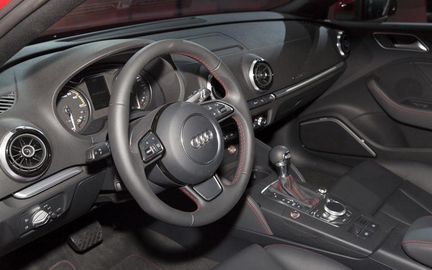 Audi A3 e-tron – Innenansicht (Bild: lev radin / Shutterstock.com)