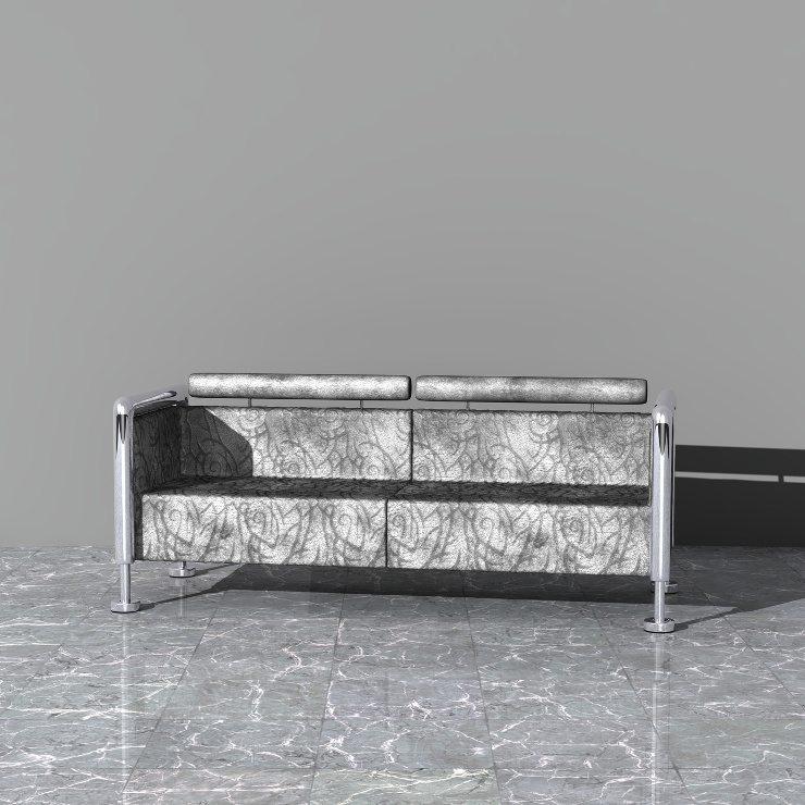 Ein Sofa darf ruhig ausgefallen sein. (Bild: © martina- - Fotolia.com)