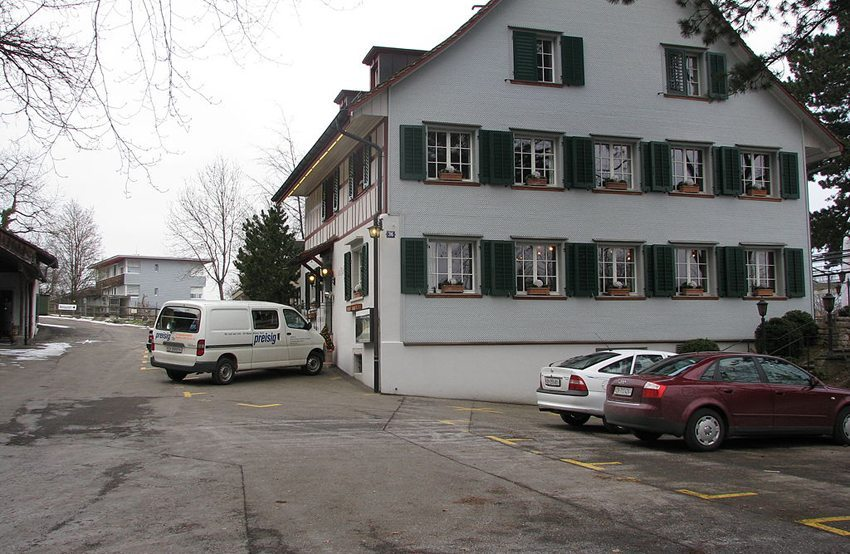 Die freien Parkplätze in Zürich sind grundsätzlich rar. (Bild: Roland zh, Wikimedia, CC)