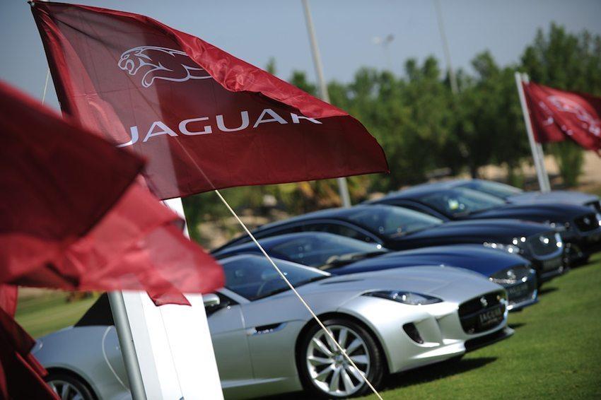 Jaguar und Land Rover wollen zukünftig Massstäbe bei der Technologie setzen. (Bild: Jaguar MENA, Wikimedia, CC)