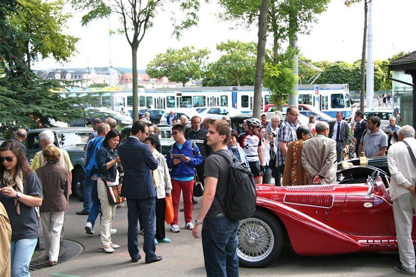 Zürich Classic Car Award - einfach nur pompös und kultig... (Bild: Zürich Classic Car Award)