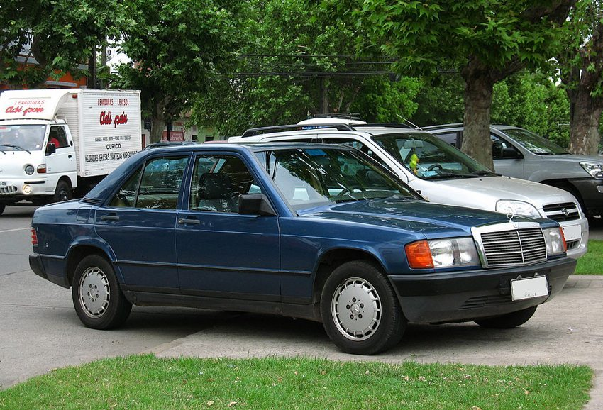 Mercedes-Benz 190 E 2.3-16 (Bild: order_242, Wikimedia, CC)