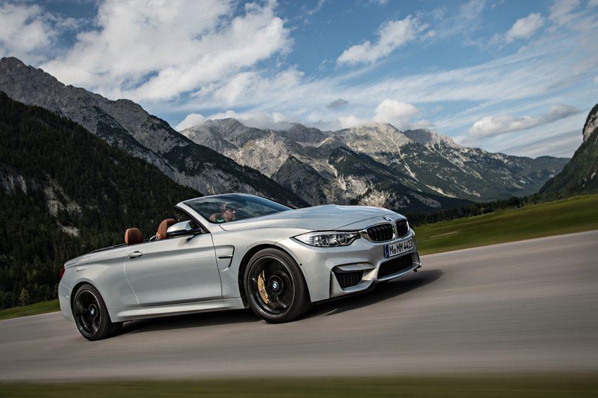 Der neue BMW M4 Cabrio 2014 (Bild: BMW AG, München, Deutschland)