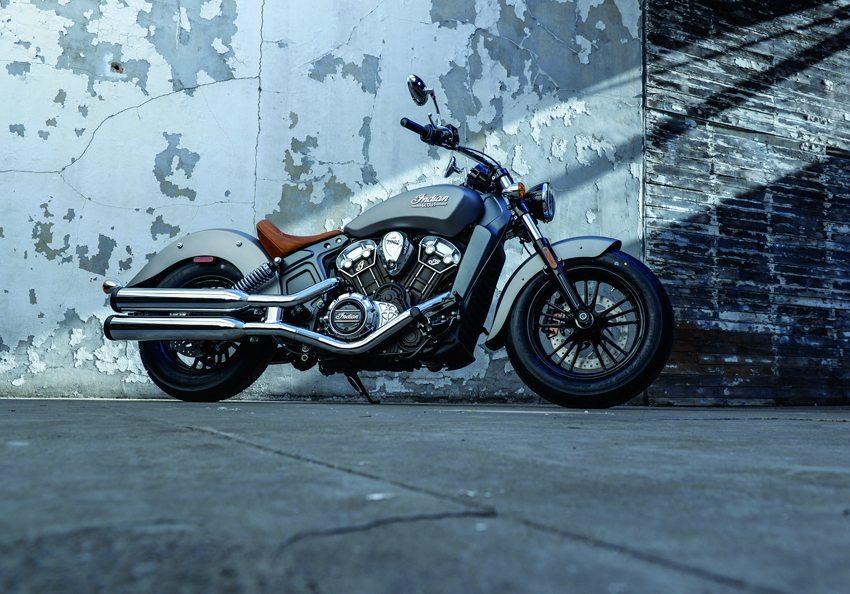 Indian Scout Pfadfinder wird in der Schweiz mit einem eher schlichten Styling auf den Markt kommen. (Bild: Indian Motorcycle)