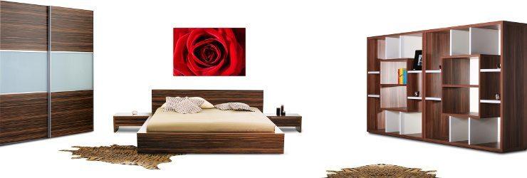 Ein schönes Bett sorgt für schöne Träume. (Bild: © AR - Fotolia.com)