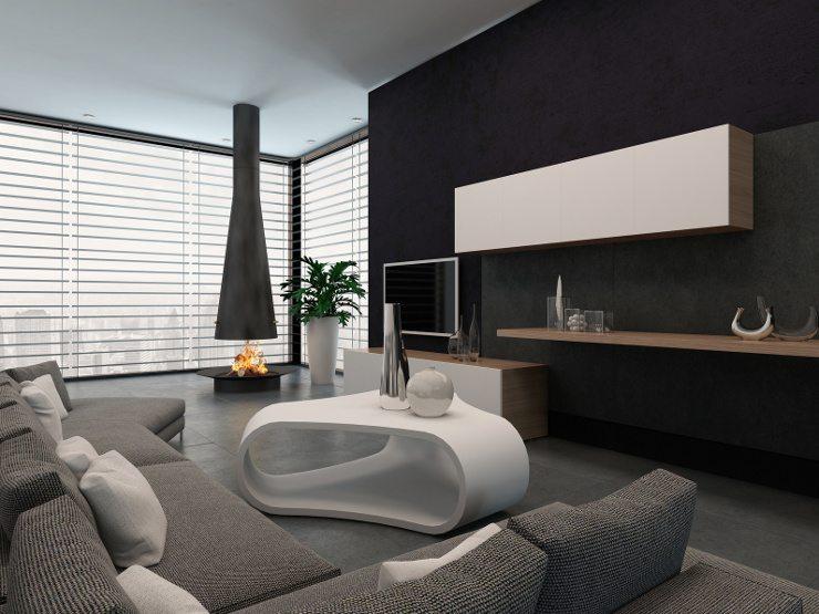 Polstermöbel kreieren ein gemütliches Ambiente. (Bild: © XtravaganT - Fotolia.com)