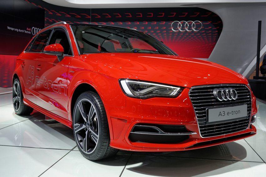 Audi A3 e-tron, Canadian International Auto Show 2014 (Bild: Zoran Karapancev / Shutterstock.com)