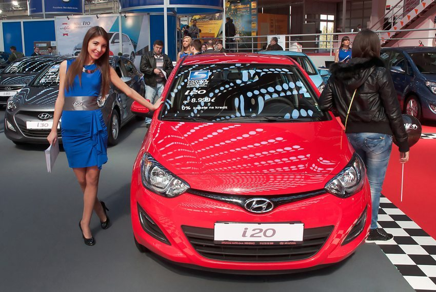 Hyundai i20 2014 (Bild: Foto011 / Shutterstock.com)