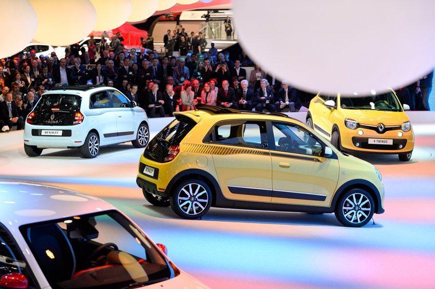 Renault will mit dem neuen Twingo das Kleinwagensegment aufmischen. (Bild: Max Earey / Shutterstock.com)