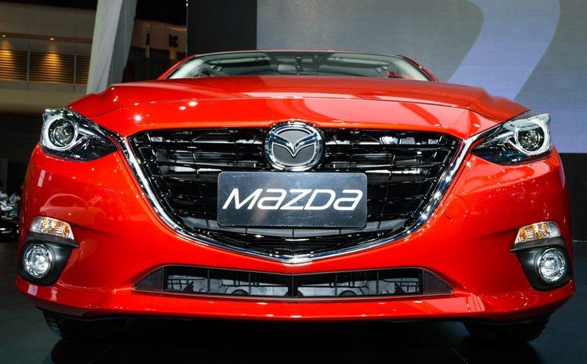 Mazda 3 (2014) - Frontansicht (Bild: Tofudevil / Shutterstock.com)