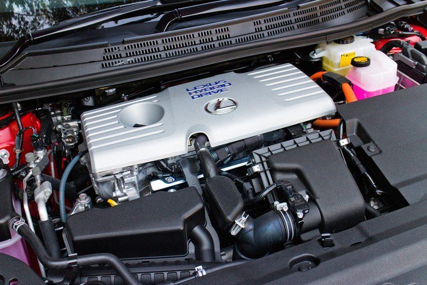 Hybrid-Motor des neuen Lexus CT 200h 2014 (Bild: Teddy Leung / Shutterstock.com)