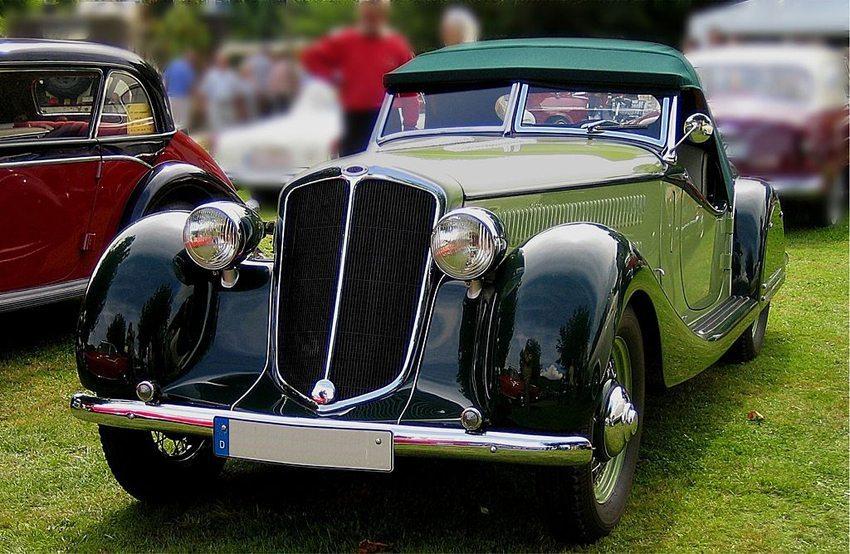 Hansa 1700 Sport, Baujahr 1935 (Bild: Lothar Spurzem, Wikimedia, CC)