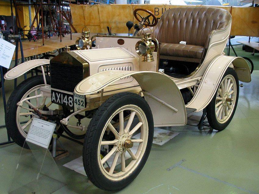 Royce 10hp (Bild: Jmstylr, Wikimedia, CC)