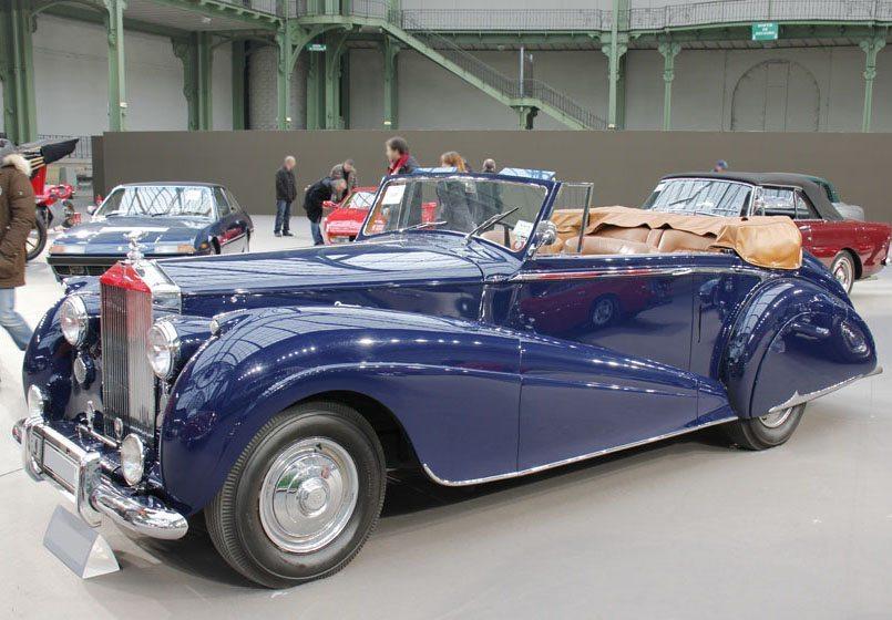 "Rolls-Royce ""Silver Dawn"" 1950 (Bil: nemor2, Wikimedia, CC)"
