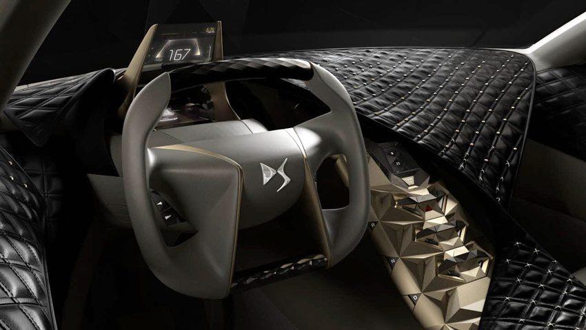Citroën Divine DS – Innenraumansicht (Bild: AUTOMOBILES CITROËN)