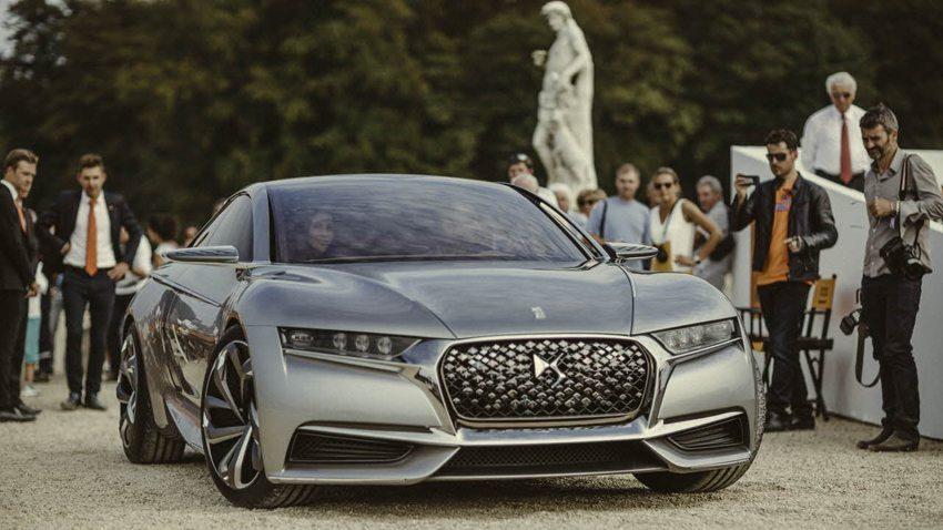 """Der Citroën Divine DS soll die """"Essenz der Marke"""" einzufangen. (Bild: AUTOMOBILES CITROËN)"""