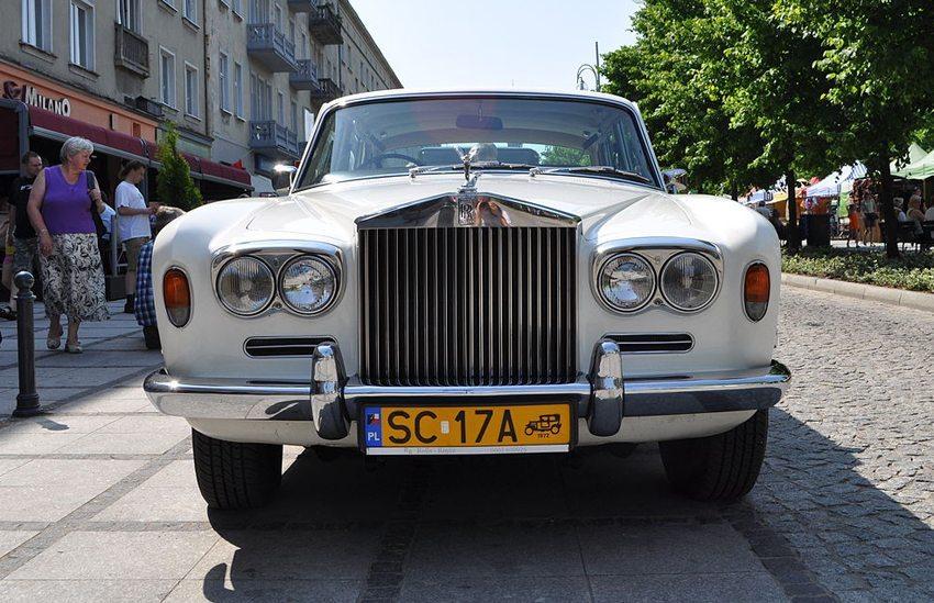 """Rolls-Royce """"Silver Shadow"""" (Bild: Paweł Szubert, Wikimedia, CC)"""