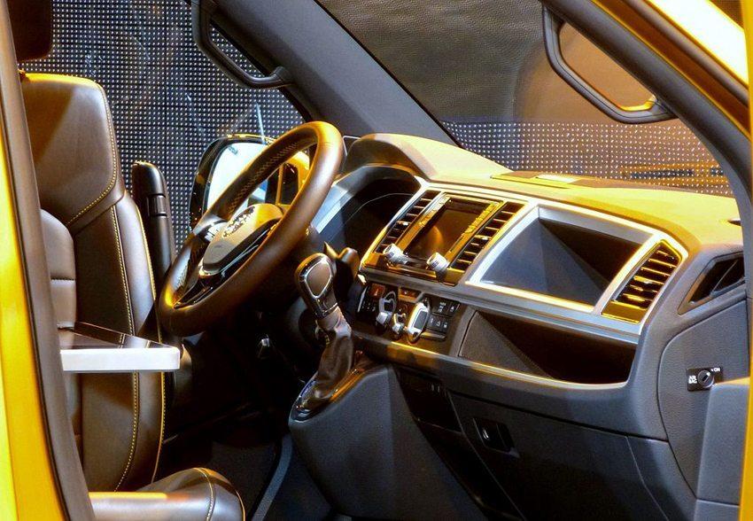 VW Tristar Concept Car 2014 – Innenansicht (Bild: Thomas doerfer, Wikimedia, CC)
