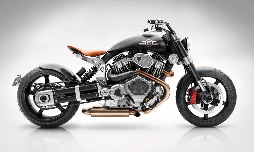 Confederate Hellcat – ein Bike ohne Kompromisse. (Bild:  Confederate Motorcycles)