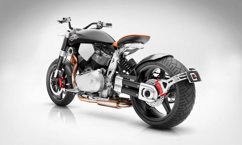 Nur für gut betuchte Individualisten – die Hellcat X132 von Confederate Motocycles. (Bild:  Confederate Motorcycles)