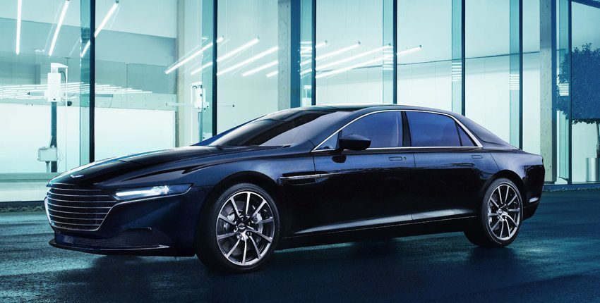 Aston Martin Lagonda – Arie auf vier Rädern (Bild: Aston Martin)