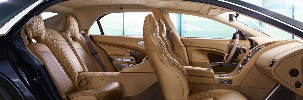 Aston Martin Lagonda – Innenraumansicht (Bild: Aston Martin)