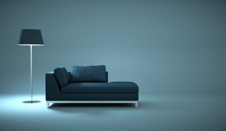 Ein hochwertiges Ledersofa bietet Funktionalität. (Bild: © virtua73 - fotolia.com)