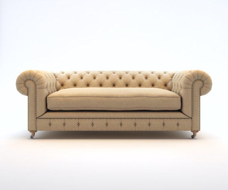 Polstermöbel sollen dem Verweilen und Entspannen dienen. (Bild: © visnezh - fotolia.com)
