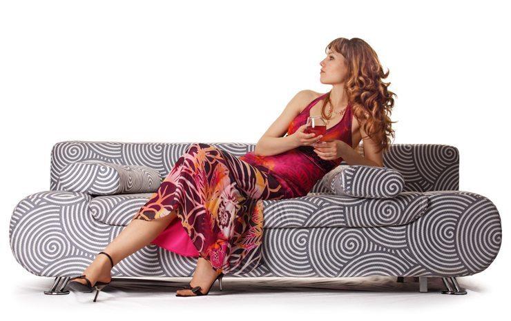 Dieses Sofa besticht durch Individualität und Exklusivität. (Bild: © Alexandr Vlassyuk - shutterstock.com)