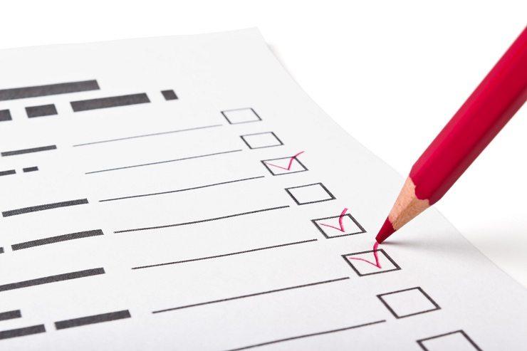 Wichtig: Checkliste für den Umzug (Bild: © pilotl39 - fotolia.com)