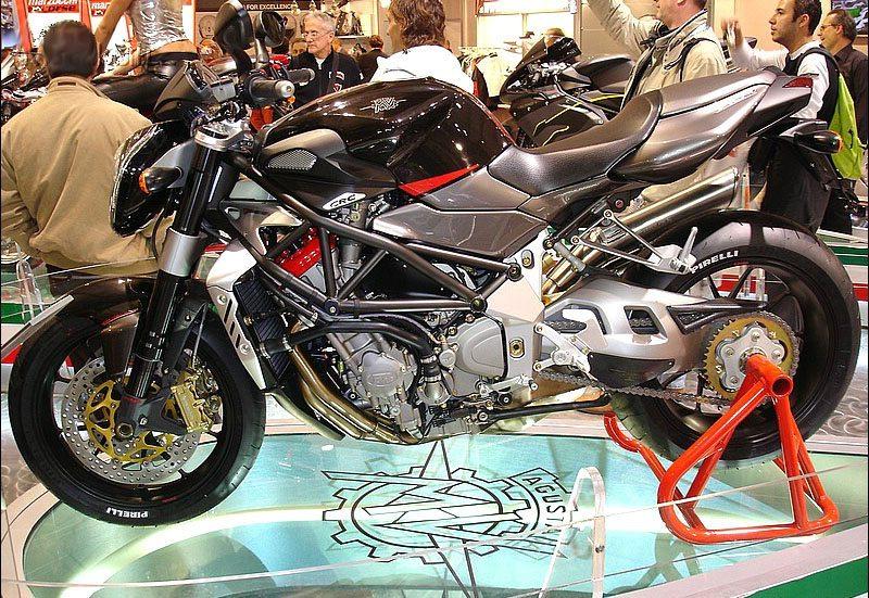 Als eigenständige Firma produziert MV Agusta seit 1945 Motorräder.  (Bild: © StealthFX)