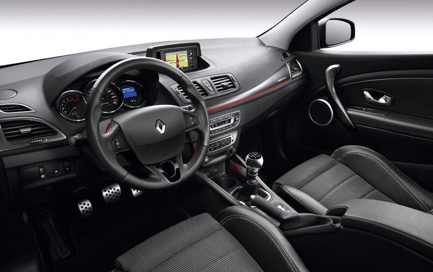 Der neue Renault Mégane – Innenansicht (Bild: Renault SUISSE SA)
