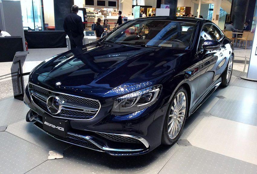 Mercedes S 65 AMG 2014 (Bild: okumeigakarinoaoshima, WIkimedia, CC)