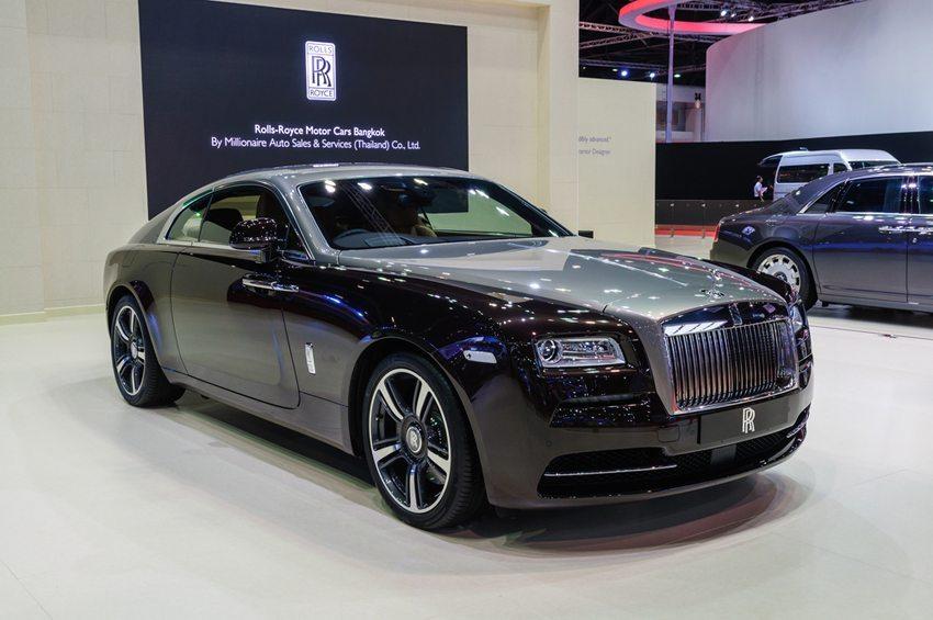 Rolls-Royce Wraith (Bild: Foto by M / Shutterstock.com)