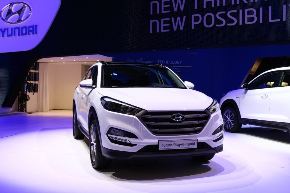 Hyundai Tucson Plug-in Hybrid (Bild: agentur belmedia)