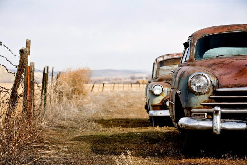 Vor den 1980er Jahren gehörte der Rost wohl zu ziemlich jedem Auto. (Bild: © Sascha Burkard - shutterstock.com)