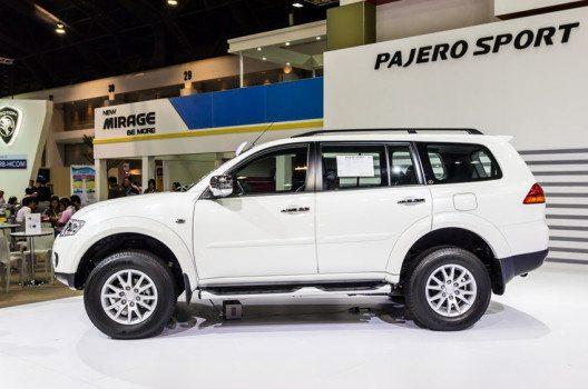 Mitsubishi Pajero (Bild: Tungphoto – shutterstock.com)