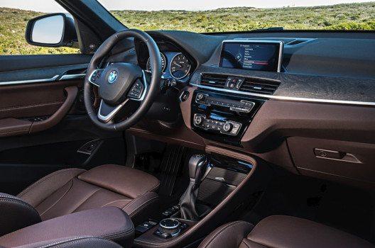 Der neue BMW X1 – Innenansicht (Bild: © BMW Group)