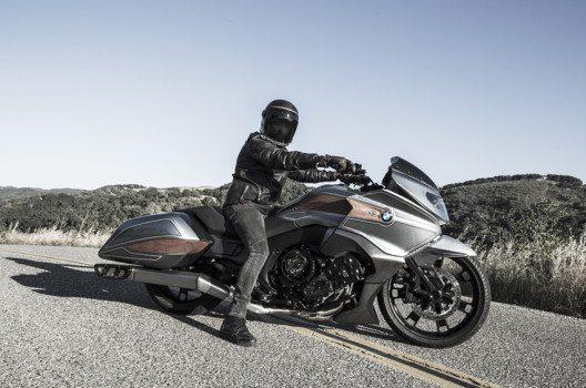 BMW Motorrad Concept 101 – ein Motorrad mit Stil und Charakter. (Bild: © BMW Group)