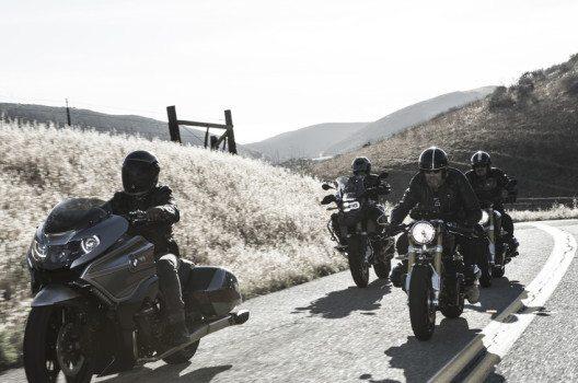 BMW Motorrad Concept 101 – ein Traum von Freiheit auf zwei Rädern. (Bild: © BMW Group)