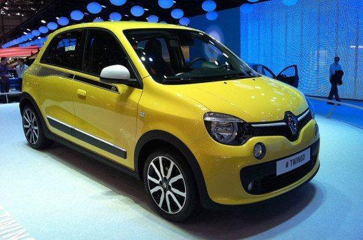 Renault Twingo (Bild: Lukasdesign, Wikimedia, CC)